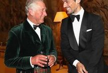 Prince Charles / All about the heir to the British throne