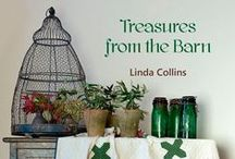 Treasures from the Barn - Linda Collins / http://quiltmania.com/produits/L/FR/1958/treasures-from-the-barn.html