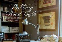 Ratsburg Road Quilts - Linda Koenig / Ratsburg Road Quilts - Linda Koenig http://www.quiltmania.com/produits/L/FR/1960/quilts-de-la-route-de-ratsburg.html