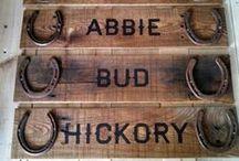 Horse Diys / All horse diys and ideas for organization in the barn.