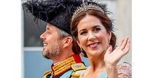 Crown Princess Mary of Denmark / All about the Tasmanian-born Danish Princess and her husband Crown Prince Frederik