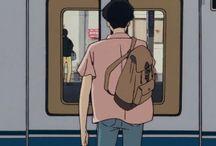 ᴬᴺᴵᴹᴱ ᴳᴵᶠˢ / pastel anime gifs.