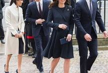 The Fab Four: William, Kate, Harry & Meghan