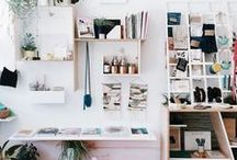 THE INTERIOR // Storage / Interior storage solutions with style. This board explores the best shelving and storage ideas that ahave function and form.