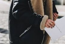 THE FASHION // Winter Looks / Keep snug as a bug in these Winter looks, designed to keep you warm and cosy as well as stylish during those colder months. Sheepskins, faux fur and thick knits for the perfect frozen look.