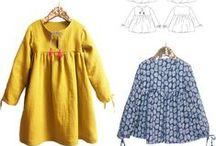 Vêtements Enfant  / Couture Facile - Patrons / DIY