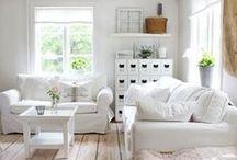 Home decor / Inspiration for my scandinavian home.