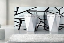 Pedestal Sinks Modern Bathroom / Pedestal Sinks Italian European Modern Bathroom