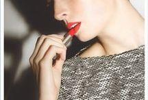A Little Lipstick Never Hurts