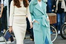 OUTWEAR & DRESSES | ss / street outwear and dress style
