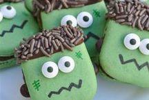 Halloween| Party | Rezepte / Ich liebe Halloween und freue mich schon auf die nächste Gruselparty. Hier gibt es Inspiration für gruselige Food- und Dekoideen.