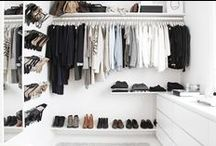 Closets / by Style It Up