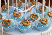 Cake Pops / die schönsten, lustigsten und ausgefallensten Ideen für die beliebten, kleinen Kuchen am Stiel