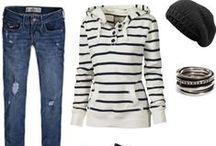 Mode| Inspiration / Alltägliche Ideen für euer Outfit