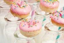Donuts / Rezepte und ideen für süße und salzige Donuts
