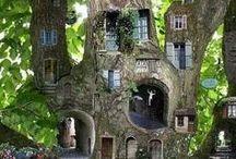 Unconventional Houses / Case strane...dal mondo!