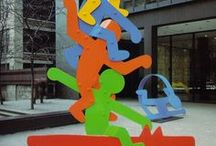 Keith Haring's Art