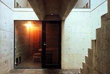 Azuma House, Tadao Ando / Osaka, JAP, 1976