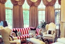 glamorous and  cozy living rooms