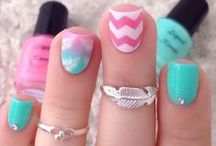 Nails •◦♡◦• / Nail designs that caught my eye..