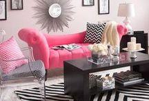 Decor •◦♡◦• / Girly decor ideas..