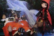 Miomos / Figuras en porcelana en Frio, porcelana fria, duendes y hadas, catrinas, figuras de accion, muñecas, personajes de cuentos, comics