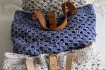 Crochet - bags etc