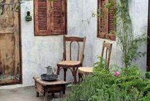 Garten |Inspiration |Ideen / Tolle Ideen zur Gartengestaltung mit Diy- Ideen, Pflanzentipps und mehr
