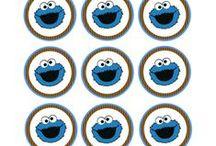 Cookie Monster*Krümelmonster