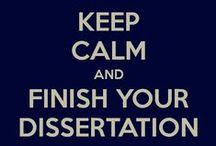 PhD defense ideas