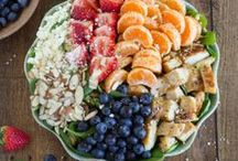 Thinner Dinners / Healthy, family-friendly dinners for busy people. / by LiveWell Colorado