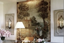 wall and home decor 2 / Please also enjoy my Rustic & Elegant Inspiration board / by Pam S. (rangermomma)
