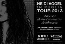 Heidi Vogel / Heidi Vogel in Puglia - Aprile 2013. Il Tour firmato Liolà!
