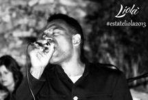 JINADU in concerto a Cisternino - 6 luglio 2013
