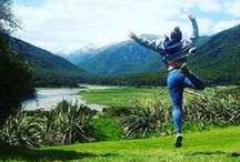 New Zealand / We love New Zealand! Everything about it!
