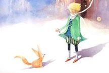 Fox & Little Prince