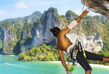 Active Tours in Thailand / If you want to do something more in your holiday, than just lay back, relax and recharge your batteries or if you are the more active type anyways, there is plenty to see and do for you in Thailand.