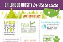 Childhood Obesity in CO / Did you know that 1 in 4 kids in Colorado is overweight or obese? Childhood obesity is a complex issue - explore all the factors: http://www.livewellcolorado.org/childhoodobesity