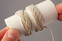 Knots - inspriration & tutorials