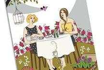 Illustrationer/deveen design / Illustrationer. Grafisk design: www.deveendesign.se