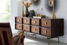 Home and furniture inspiration / Inspiratie