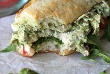 Sandwiches, Wraps & Burgers