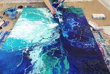 . paintings