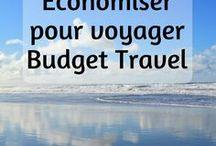 Gérer son argent en voyage/Budget money travel / Economisez et voyagez plus longtemps Save money and travel more / longer!