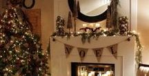 Christmas / All those Christmas designs and themes brought together on one festive board.