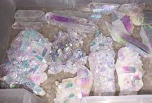 . chrystals - stones