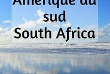 Amérique du Sud / South America