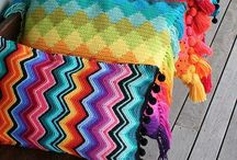 Needlework Ideas - Crochet / by Laura Livenspire
