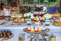 high tea - mad hatter party / everything that can be as imaginative as you like for a classy party