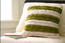 Knitting Inspiration / Knitting projects ranging from beginner to advance levels. All projects have a tutorial attached.